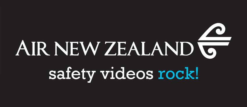air new zealand videos