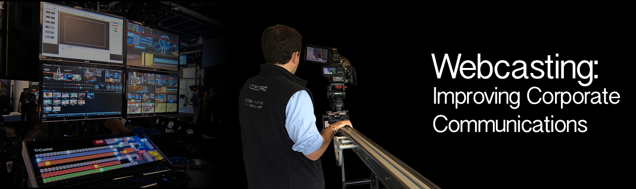 live streaming corporate communications