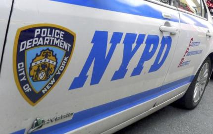 Rookie NYPD cop tackles gun-wielding man at Brooklyn housing complex: police