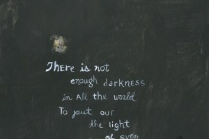 Harriet Faith Darkness Quote online