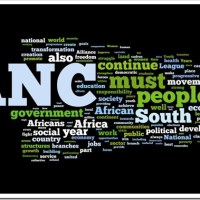 Word(le) Up: The ANC NEC 99th Anniversary Statement Visualised