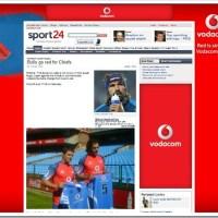 Vodacom in Red Bulls Overkill