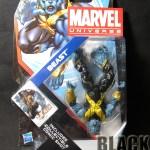 Marvel Universe Beast Front of Package
