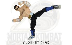 Jazwares Mortal Kombat 6&quot; Johnny Cage