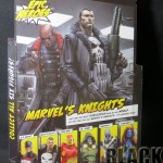 Marvel Legends Punisher Back of Package