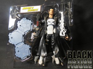Marvel Legends Punisher Accessories