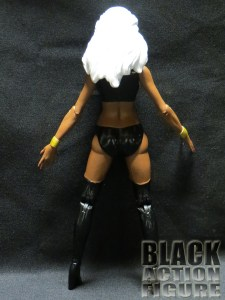 Marvel Select Storm from the back