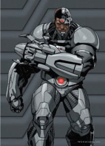 New 52 Cyborg