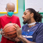 NBA Cares, St. Jude Children's Research Hospital team up for kids battling cancer and other deadly diseases