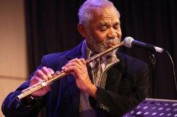 Flautist Hubert Laws Quintet