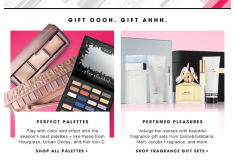 Sephora black friday ad scan - page 2