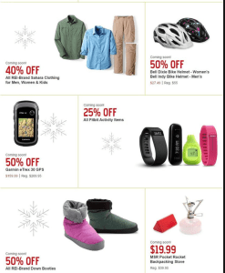 rei black friday ad - page 2
