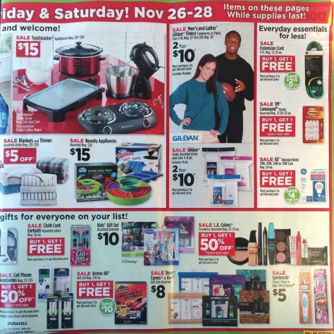 Dollar General Black Friday 2015 Ad - Page 3