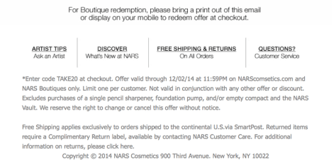 Nars black friday ad scan - page 2