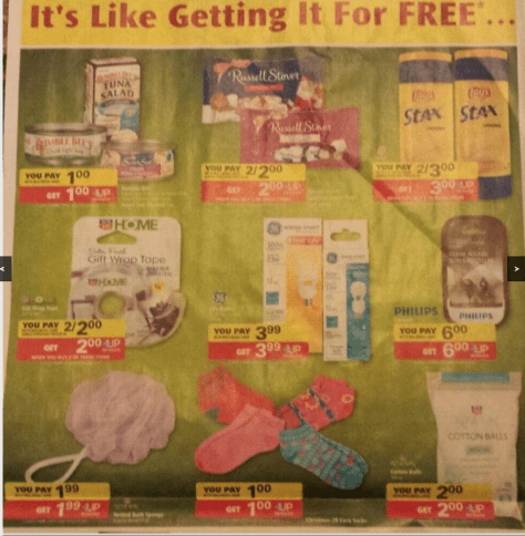 riteaid black friday ad scan - page 7