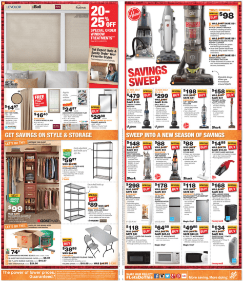 Home Depot Labor Day Sale 2015 - Page 8
