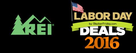 REI Labor Day Sale 2016