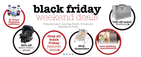 Buy Buy Baby Cyber Monday 2015 Ad - Page 1