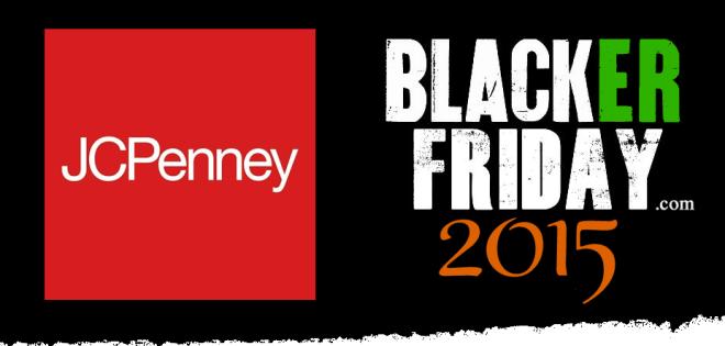 JC Penny Black Friday 2015 Deals