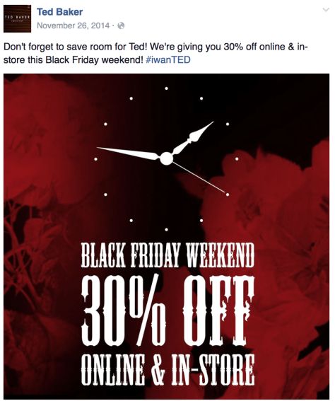 Ted Baker Black Friday Ad - Page 2