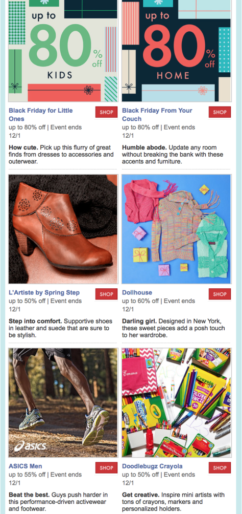 Zulily Black Friday Ad - Page 3
