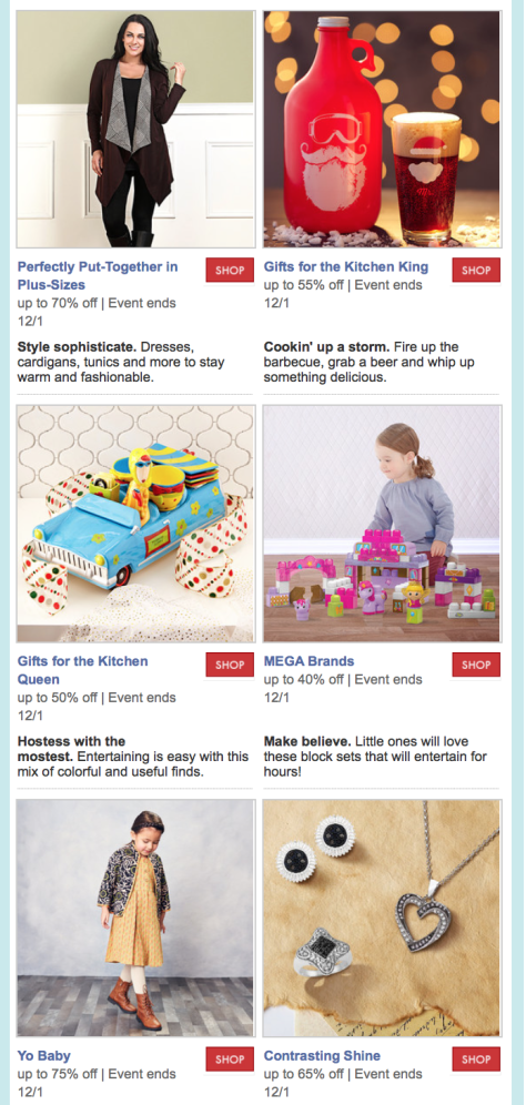 Zulily Black Friday Ad - Page 6