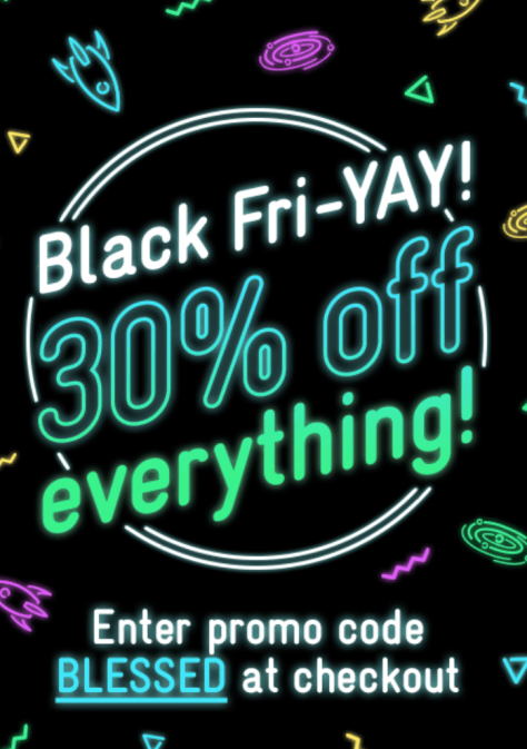 Asos Black Friday 2015 Ad - Page 1