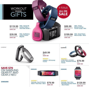 Fitbit deals black friday uk