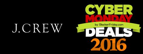 J Crew Cyber Monday 2016