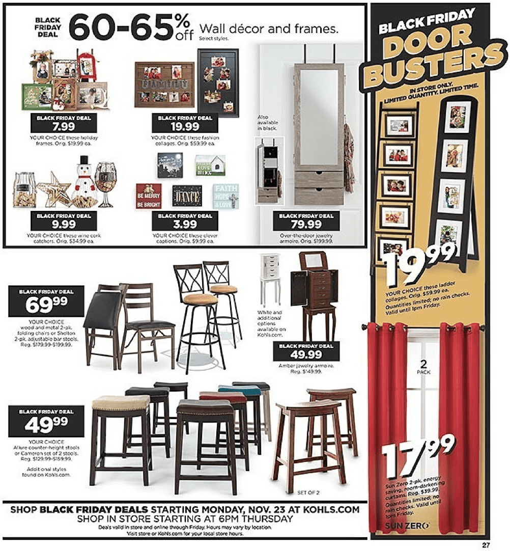 Enjoy Easy, Hassle-Free Returns at Kohl's®. Free Shipping on Orders Over $50!$50+ Orders Ship Free· Incredible Savings· Free Store Pickup· Hassle-Free ReturnsTypes: Bed & Bath, Furniture, Jewelry & Accessories, Home Décor.