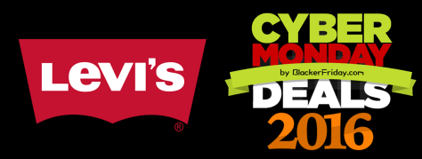 Levis Cyber Monday 2016