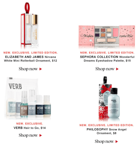Sephora Black Friday 2015 Ad - Page 2