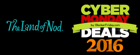 The Land of Nod Cyber Monday 2016