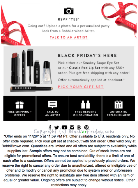Bobbi Brown Black Friday Ad Scan - Page 3