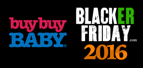 Buy Buy Baby Black Friday 2016