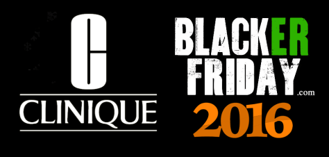 Clinique Black Friday 2016