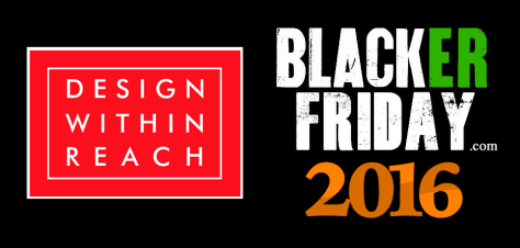 Design Within Reach Black Friday 2016