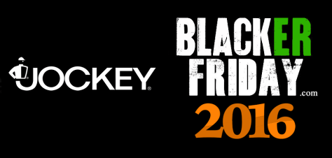 Jockey Black Friday 2016