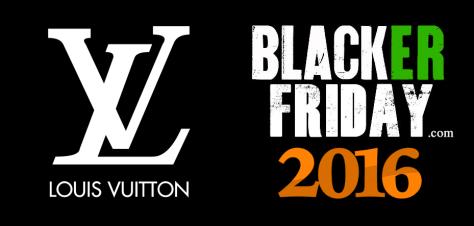 Louis Vuitton Black Friday 2016