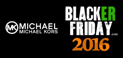 Michael Kors Black Friday 2016