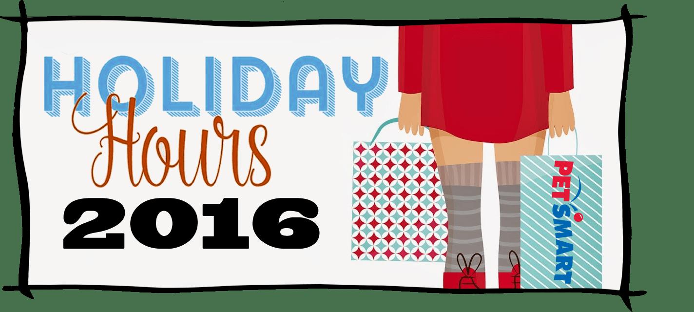 Petsmart Black Friday Store Hours 2016