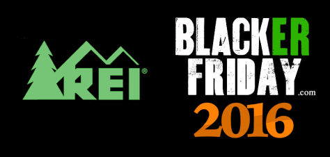 REI Black Friday 2016