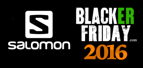 Salomon Black Friday 2016