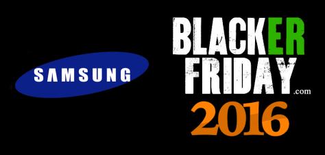 Samsung Black Friday 2016