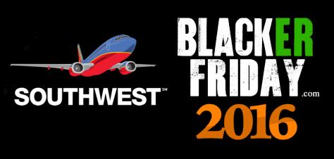Southwest Black Friday 2016