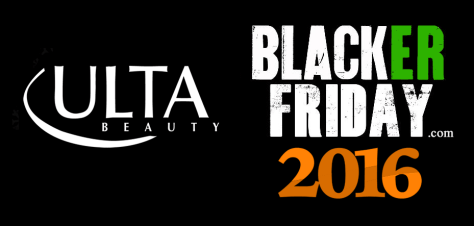 Ulta Beauty Australia Black Friday 2016