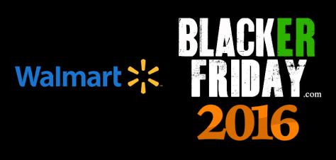 Walmart Black Friday 2016