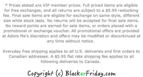 Adore Me Black Friday Ad - Page 2