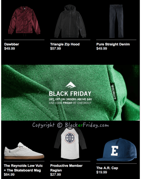 Emerica Cyber Monday Ad Scan - Page 2