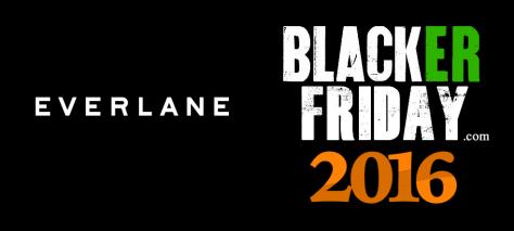 Everlane Black Friday 2016